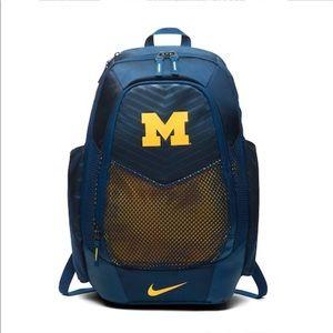 Michigan Nike Vapor Backpack